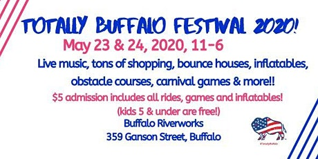 Totally Buffalo Festival 2020! tickets