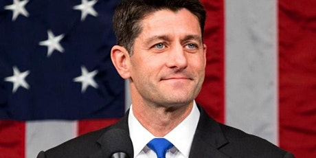 A Conversation with former Speaker Paul Ryan tickets