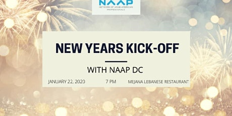 New Years Kick-off with NAAP! tickets