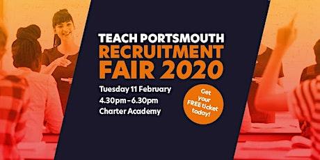 Teach Portsmouth Recruitment Fair tickets