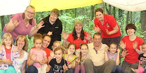 Forest School Family Fun