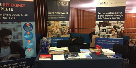 Gale Primary Sources  Roadshow tickets