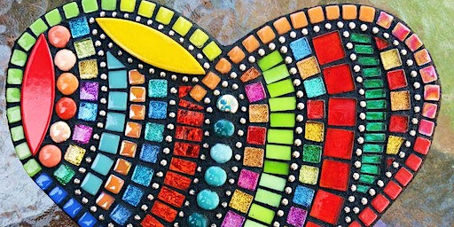 Make a Mosaic in a Day Workshop