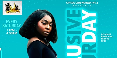 Afrobeats at Crystal Wembley tickets