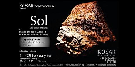 Sol : 21st Century Landscapes - An immersive  sculpture exhibition tickets