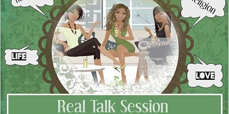 Real Talk Sessions for Women tickets