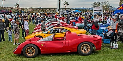 Gila River Hotels & Casinos Concours in the Hills