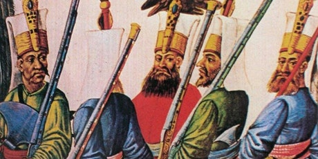 The Urban Janissary in Eighteenth Century Istanbul- Dr Gemma Masson lecture tickets