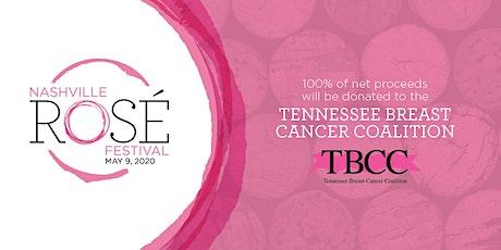 Nashville Rosé Festival presented by Zander Insurance tickets