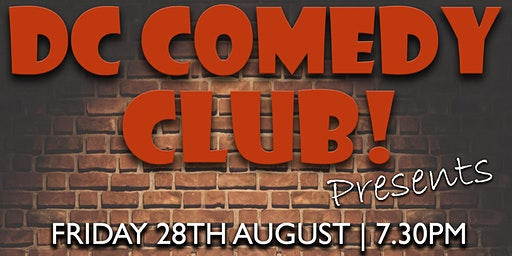 DC Comedy Club Night August 2020