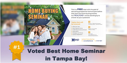 Free Home Buying Seminar |Riverview, Fl