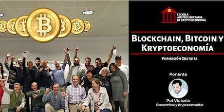 TrainingClass - Bitcoin, Blockchain y Kryptoeconomía entradas