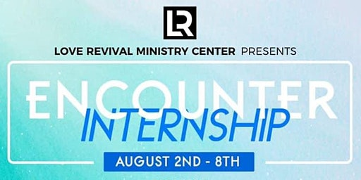 Encounter Internship
