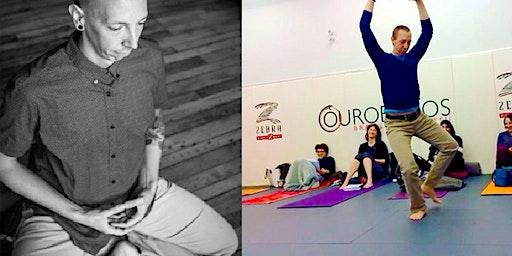Mindfulness Hamilton Meditation and Yoga Retreat with Steve Ferrell