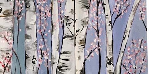 February Paint Night  - Valentine's Edition