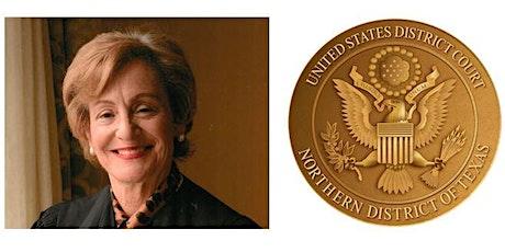 A Conversation with Chief District Judge Barbara Lynn tickets