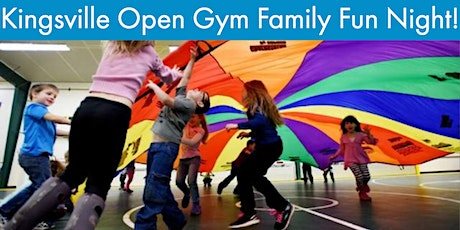 Kingsville Autism Ontario Open Gym Family Fun - February tickets
