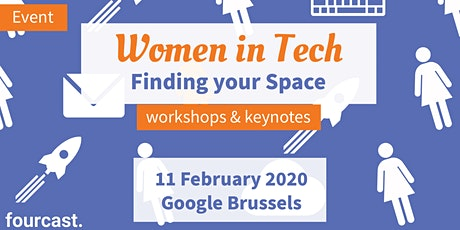 Women in Tech - Brussels tickets