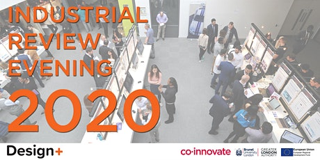Industrial review evening  2020 | Human-Centred Design Topics tickets