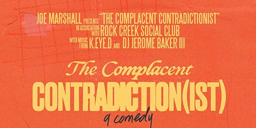 The Complacent Contradiction(ist) - a Joe Marshall Stand-Up Comedy Special