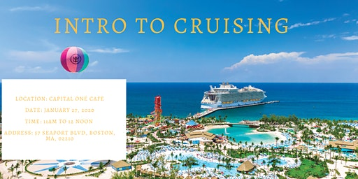 Introduction to Cruising