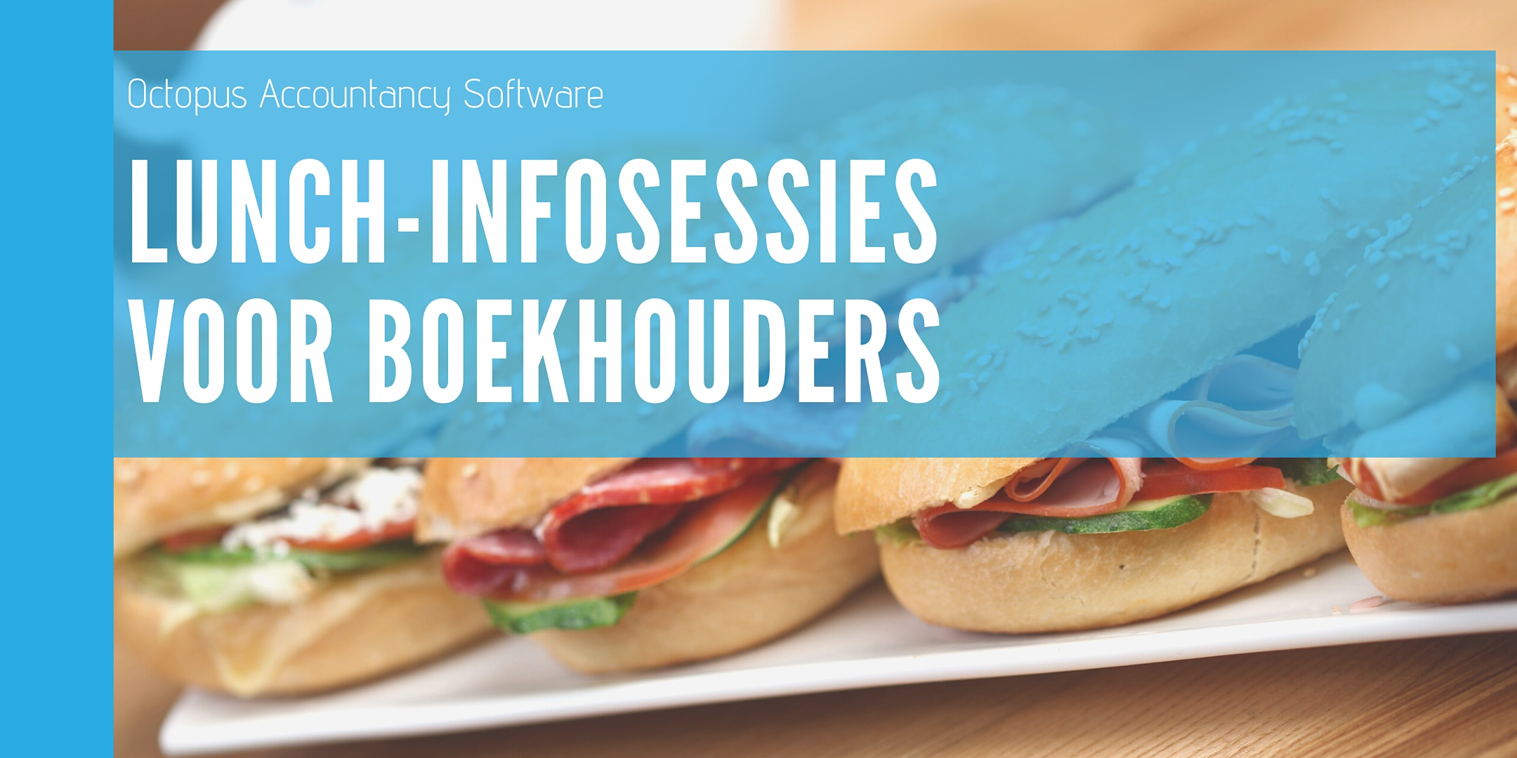 Leuven: Lunch-infosessie voor boekhouders