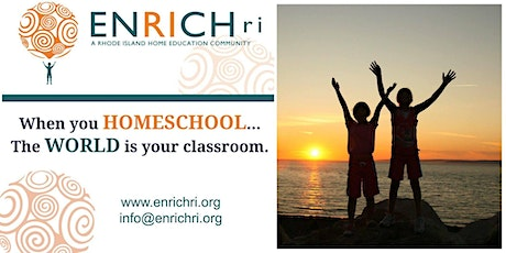 Introduction to Homeschooling: West Warwick tickets