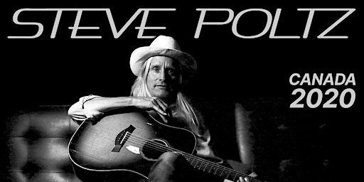 Steve Poltz ~ Canada Tour 2020 ~ Early Show
