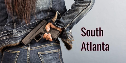 Women Only Conceal Carry Class South Atlanta GA 3/7 4:30pm