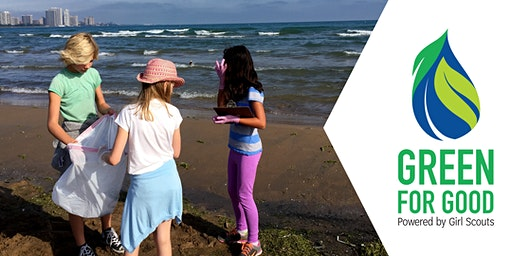 Lake Michigan Beach Clean-up | 63rd Street Beach