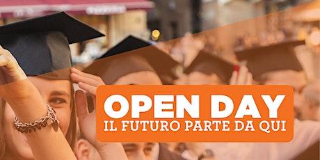 Open Day Giurisprudenza Università di Siena biglietti