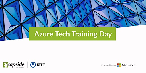 Azure Tech Training Day @ Madrid