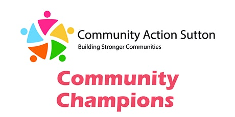 Community Champions Event  tickets