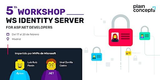 Workshop Identity Server for ASP.NET 3.1 Core Developers
