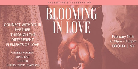 BLOOMING IN LOVE tickets