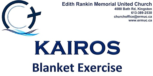Edith Rankin Memorial United Church KAIROS Blanket Exercise