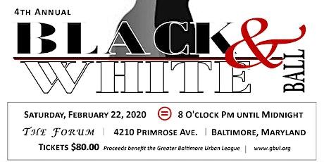 GBUL Black & White Ball tickets