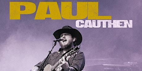 Paul Cauthen w/ Leah Blevins tickets