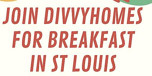 Divvy Homes Breakfast in St Louis