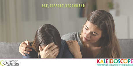 Ask, Support, Recommend tickets