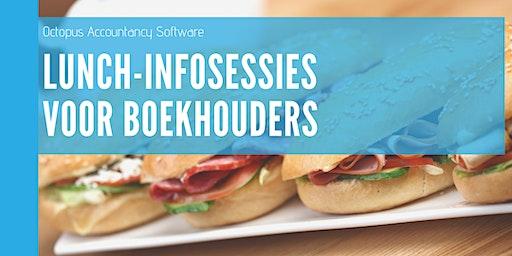 Hasselt: Lunch-infosessie voor boekhouders