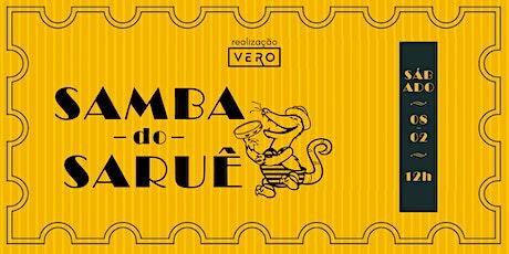 Samba do Saruê Alphaville ingressos