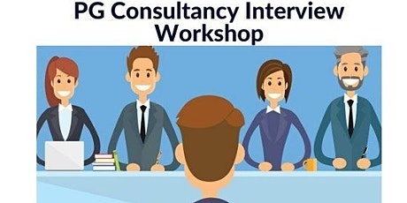 PG Consultancy Project Interview Workshop (January Cohort) tickets
