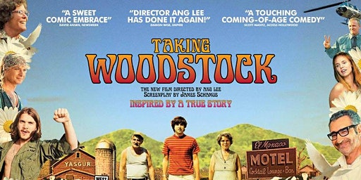 Futurist Cinema presents: Taking Woodstock