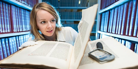 Exeter Library's Special Collections 'White Glove Experience' tickets