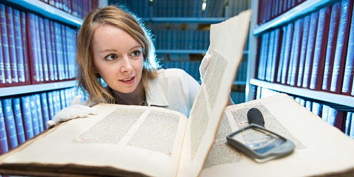 Exeter Library's Special Collections 'White Glove Experience'