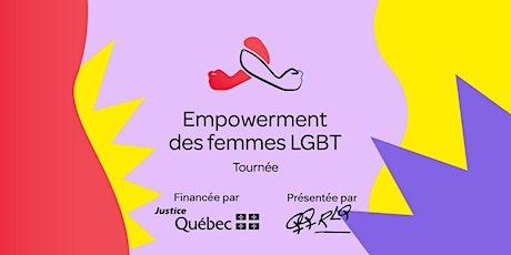 Empowerment des femmes LGBT - Saint-Jérôme billets