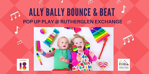 Pop Up Play at Rutherglen Exchange