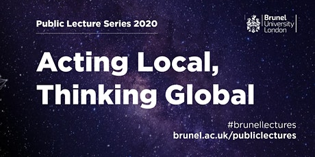 Public Lecture Series: Acting Local, Thinking Global  -  Doctor's Orders tickets