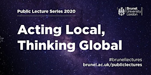 Public Lecture Series: Acting Local, Thinking Global  -  Doctor's Orders